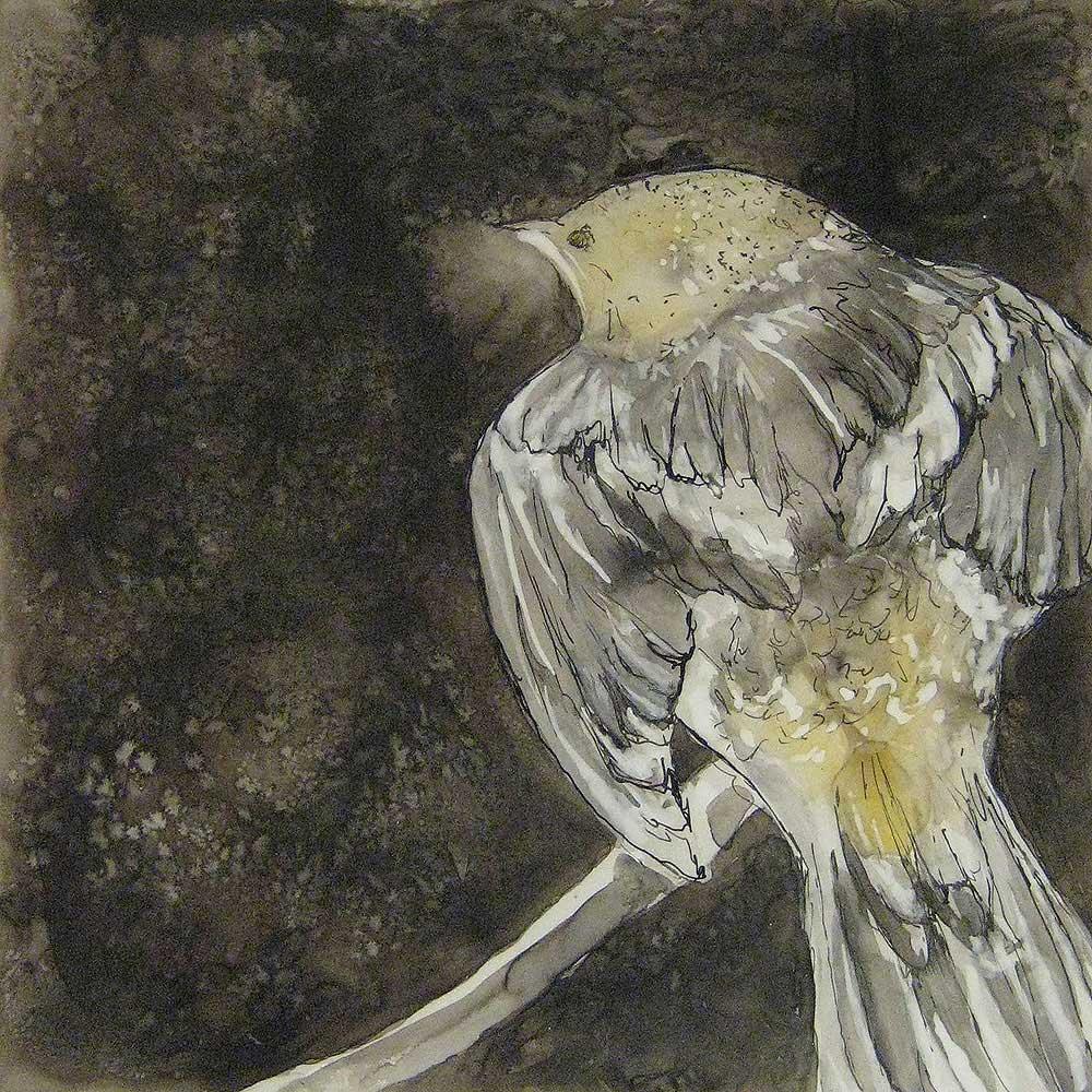 Big Bird by Janet Jaffke