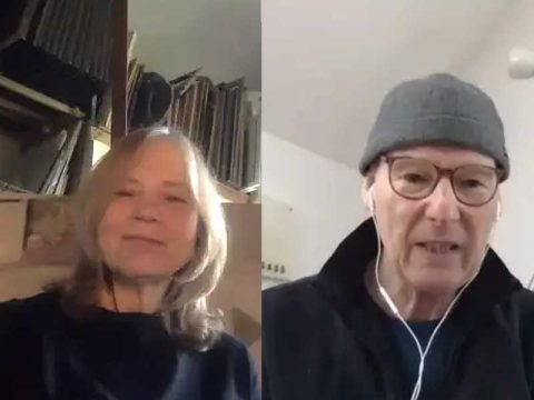 Janet Jaffke and David Drain