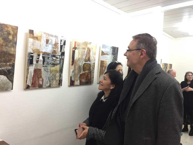 Janet Jaffke solo exhibiton
