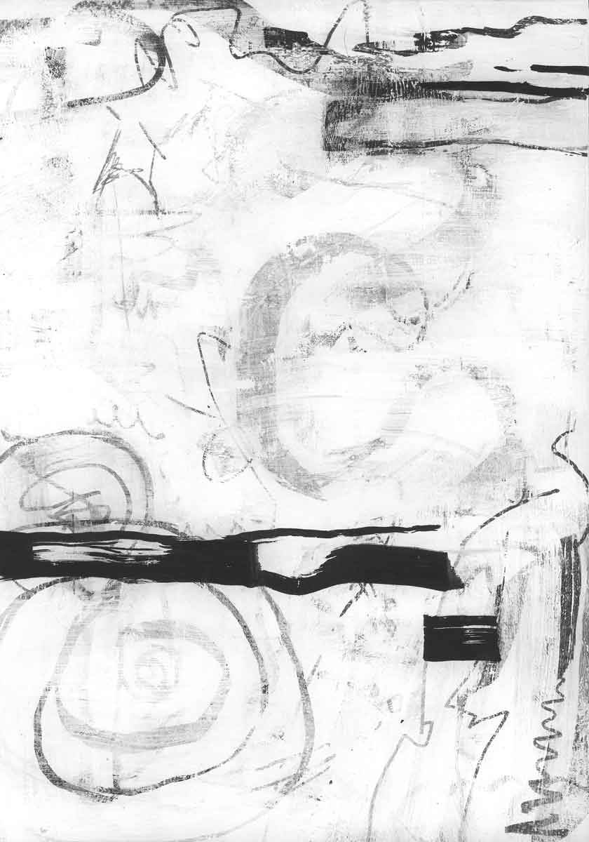 Line Study 02 by Janet Jaffke