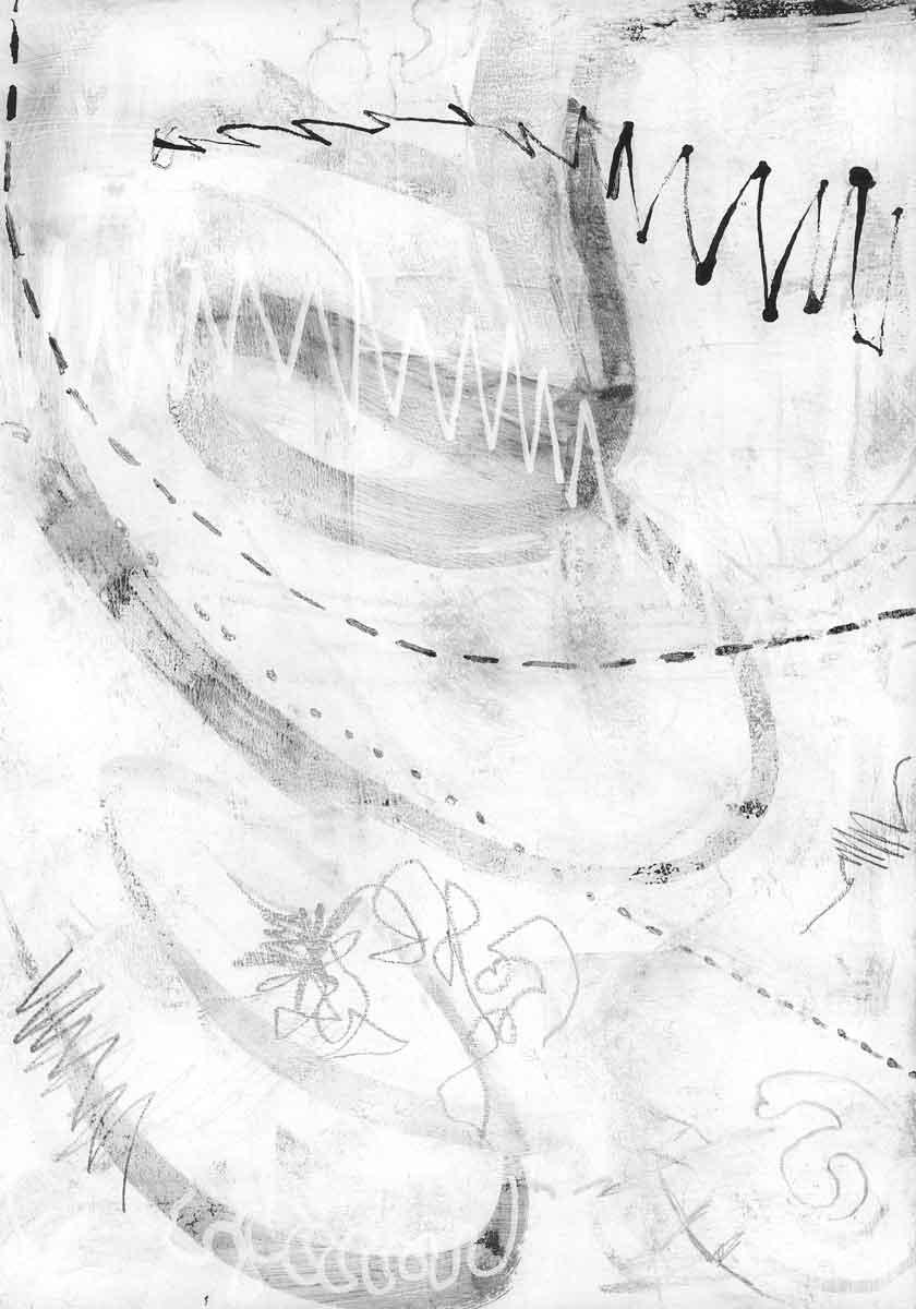 Line Study 01 by Janet Jaffke