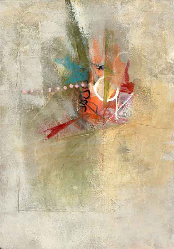 Abstract art by Janet Jaffke