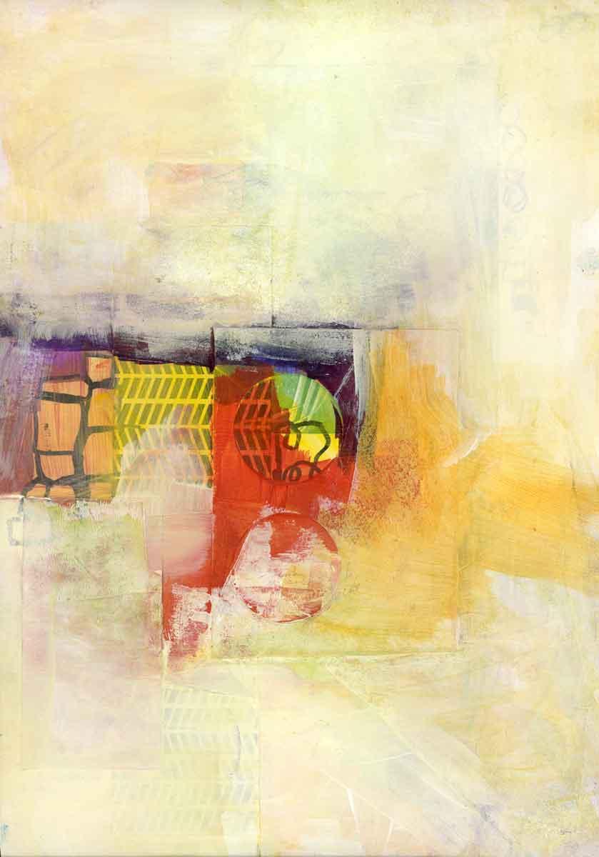 Mixed Media by Janet Jaffke