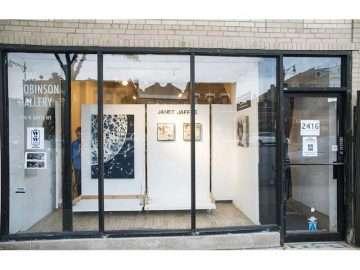 Janet Jaffke exhibition, Tom Robinson Gallery, Chicago