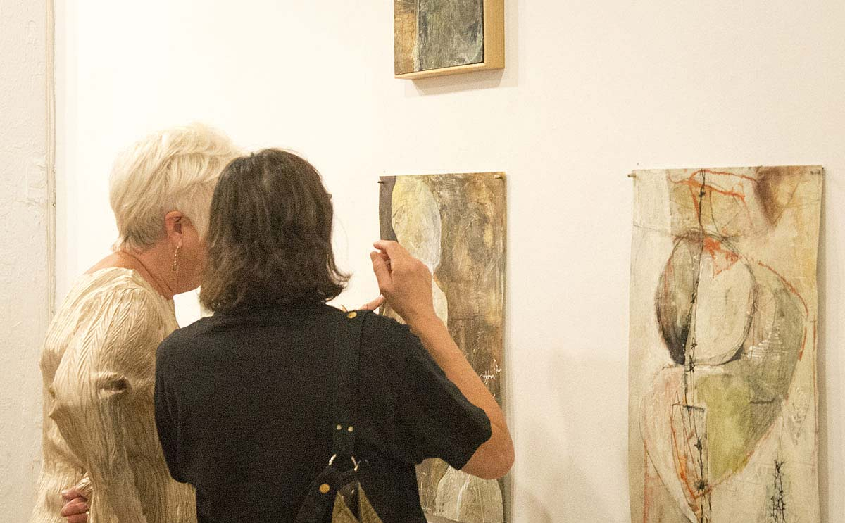Janet Jaffke exhbition at Tom Robinson Gallery, Chicago