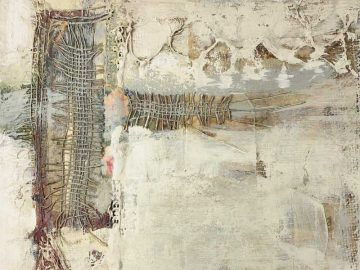 Detail -Janet Jaffke mixed media
